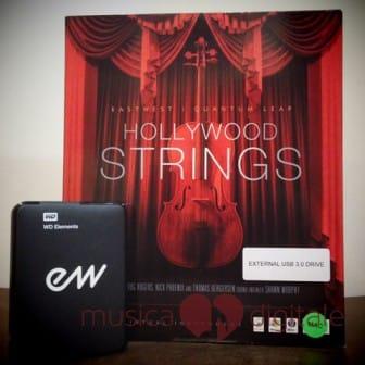 EWQL Hollywood Strings