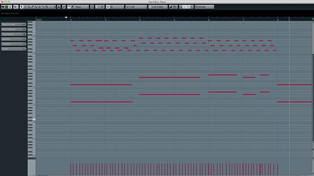 Cubase 7 editing degli accordi chord editor - A finestra accordi ...