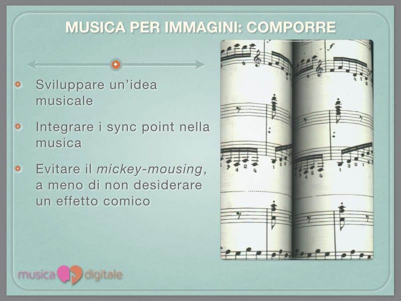 Alcuni aspetti della musica per immagini