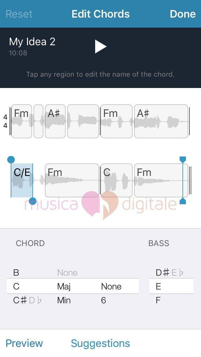 Edit Chords