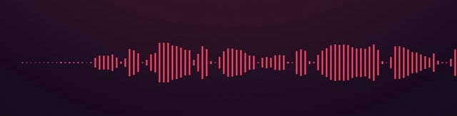 Music Memos forma d'onda