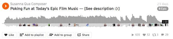 Musica Epica su SoundCloud